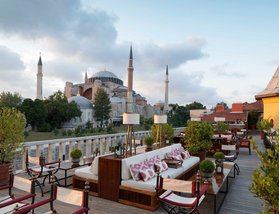 Four Seasons at the Sultanahmet