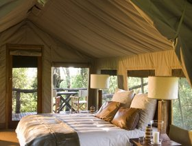 &Beyond Nxabega Safari Camp - Botswana - Afrika
