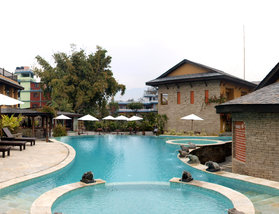 Temple Tree Resort & Spa - Pokara